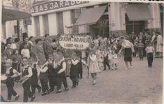 DESFILE CENTENÁRIO DE ITAJAÍ - 1960