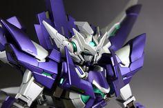 hobbynotoriko's MG 1/100 Gundam Amazing Exia A.S.T CUSTOM: Photo Review, Info | GUNJAP