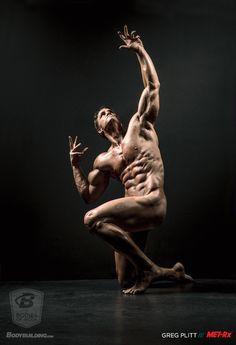 Bodies Of Work: Volume 1 - Greg Plitt 1 - Bodybuilding.com