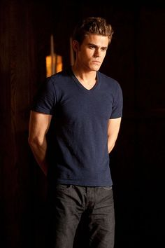 Pin for Later: 15 Vampire Diaries Costumes You Can Really Sink Your Teeth Into Stefan Salvatore