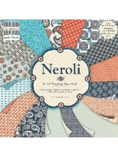 The Good Craft Shop Limited - The Good Craft Shop: Neroli 6x6 Paper Pack