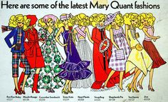 mary quant daisy doll fashions - Google Search