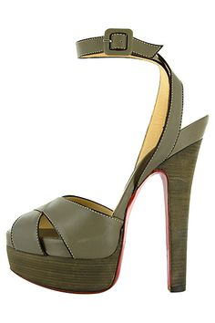 9a27c06f0e17 Christian Louboutin - Women s Shoes - 2011 Spring-Summer Christian  Louboutin Shoes
