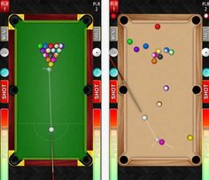 Get FREE the premium iOS game – Pool+ thefun, easy to use, accurate game for iOS devices!Play 8-ball pool on your mobile device against your friend. The object of the game is to pocket your set of assigned balls (solid or striped) and finally pocket the