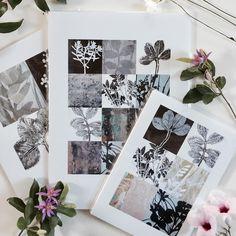 "Kirily Taylor on Instagram: ""Botanical prints now available in my ETSY shop link in my bio. #etsyprints #etsyseller #etsy #etsyshop #etsyartist #natureinspired…"" Gelli Plate Printing, Botanical Prints, Instagram Accounts, Photo Wall, Etsy Seller, Gallery Wall, Etsy Shop, Frame, Leaves"