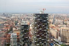 Vertical Forest is a model for a sustainable residential building, a project for metropolitan reforestation that contributes to the regeneration of the environment and urban biodiversity without th…