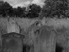Headstones Brockley cemetary