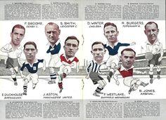 75 FOOTBALL FAVOURITES - 1950'S