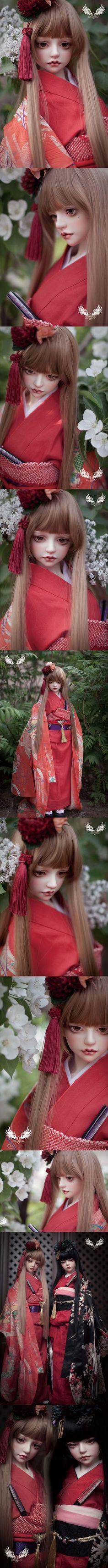 球体関節人形 Camellia 女 75cm