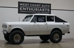 International Harvester Scout Softop | eBay