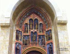 Portal St. Mark's Church, Zagreb - Croatia  Crkva sv. Marka, Zagreb - Hrvatska  Portale Chiesa di San Marco, Zagabria - Croazia