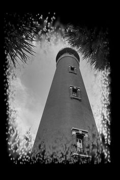 Ponce Inlet Lighthouse Reflection
