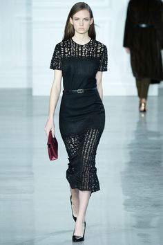 Jason Wu's fall fashion show. See the whole collection on Vogue.com.