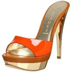 Casadei Women's 8450 High Heel Mule Sandal: Categories