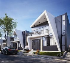 Villa Type Visualization for LifeView compound in Shorouk, Egypt