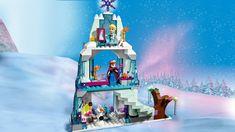 LEGO Disney Princess 41062 - Elsas funkelnder Eispalast: Amazon.de: Spielzeug