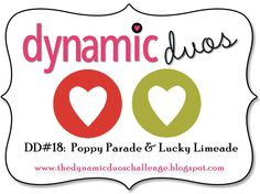 Dynamic Duos: Dynamic Duos #18 - Poppy Parade and Lucky Limeade