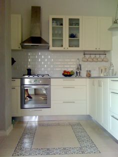 מטבח סטודיו - שטיח