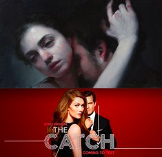 THE CATCH - maria kreyn