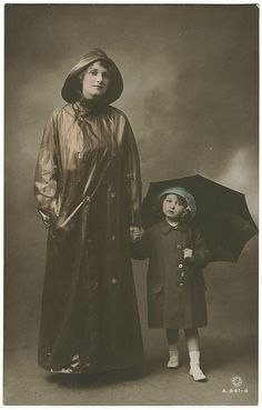 Gladys Cooper and daughter