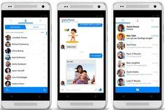 Facebook Messenger chega ao iPad depois de três anos