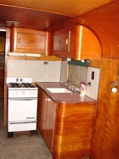 1950 Schult trailer
