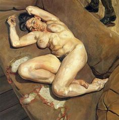 Freud naked portrait lucian