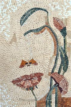 Can't find the gift she'll love long after February 14th? This #mosaic #reproduction will ensure love is in the air all year long!