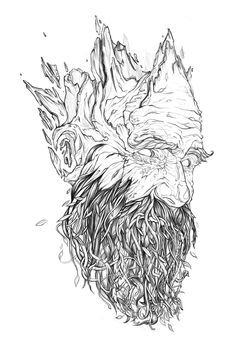 Vegetal Mask - Step by step - Illustrator CC on Behance