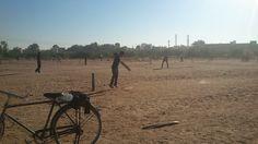 Vikey Bhai Playing Cricket... @21 Sector, CHB, Jodhpur