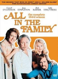 All in the Family (TV Series My father loved and my mother hated this show. Family Tv Series, All In The Family, Old Shows, Vintage Tv, Vintage Hollywood, Classic Tv, Best Tv, Childhood Memories, Sweet Memories