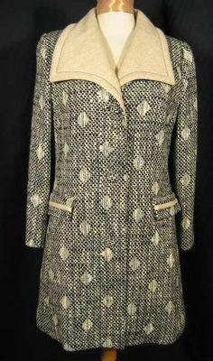 1960s Mod Lilli Ann Coat at Robin Clayton Vintage