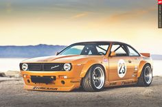 Robb Ferguson's Turbo KA Rocket Bunny Boss 1996 Nissan 240SX - This car is beautiful!