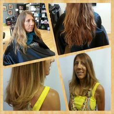 Still long and beautiful - Hair by Stephanie