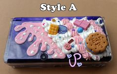Decoden 3DS Cases  Multiple Colors by PancakeMakesPlush on Etsy