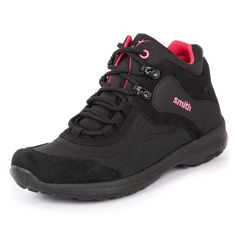 Botines OutDoor – Trakking - Hiking Ref. Snowboard, Color Negra, Hiking, Sneakers, Outdoor, Shoes, Fashion, Black Coffee, Outdoor Activities