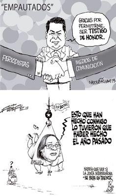 ¨EMPAUTADOS¨ http://www.latribuna.hn/category/caricaturas/
