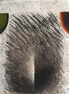 Kansanlaulu by Kimmo Kaivanto 1974 Abstract, Artwork, Work Of Art, Summary