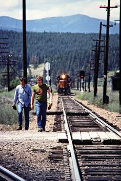 MILW, Huson, Montana, 1979 Eastbound Milwaukee Road freight train approaching Huson, Montana, on July 10, 1979. Photograph by John F. Bjorklund, © 2016, Center for Railroad Photography and Art. Bjorklund-67-27-13