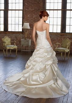 Kay's Bridal: Featured Gown of the Day: Mori Lee 4802