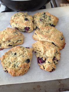 """These are my """"go-to"""" breakfast treats when I have friends over. Trust me, you cannot go wrong with these. Your dairy loving friends will gobble them up and ask for more. The best part about these t..."""