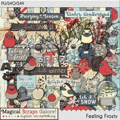 {Feeling Frosty} Digital Scrapbook Kit by Magical Scraps Galore available at Scraps-N-Pieces and Gingerscraps http://store.gingerscraps.net/Feeling-Frosty.html http://www.scraps-n-pieces.com/store/index.php?main_page=product_info&cPath=66_152&products_id=11094 #magicalscrapsgalore
