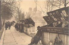 Portable shops have a long history — and aren't always temporary, as with the centuries-old tradition of booksellers along the Seine in Paris.