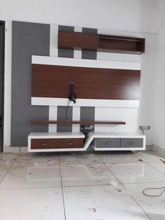 Tv Unit Furniture Design, Tv Unit Interior Design, Bedroom Furniture Design, Lcd Unit Design, Lcd Panel Design, Contemporary Tv Units, Modern Tv Wall Units, Tv Cabinet Design, Tv Wall Design