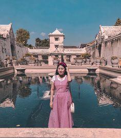 YURI K   Lifestyle Blogger on Instagram: Taman Sari Water Castle at Javanese Keraton Palace Complex