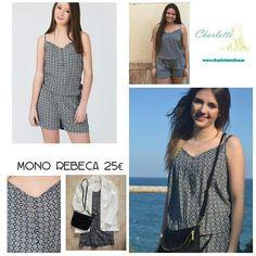 Mono Rebeca 25€  en Www.charlotteonline.es