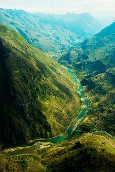 Nho Que river, Northern Vietnam (by CuuCon)