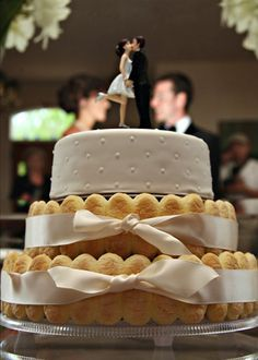 tiramisu wedding cake - Google Search
