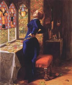 Pre-Raphaelite Art Based on British Literary Subjects: A Selection