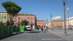 Street View, Nice